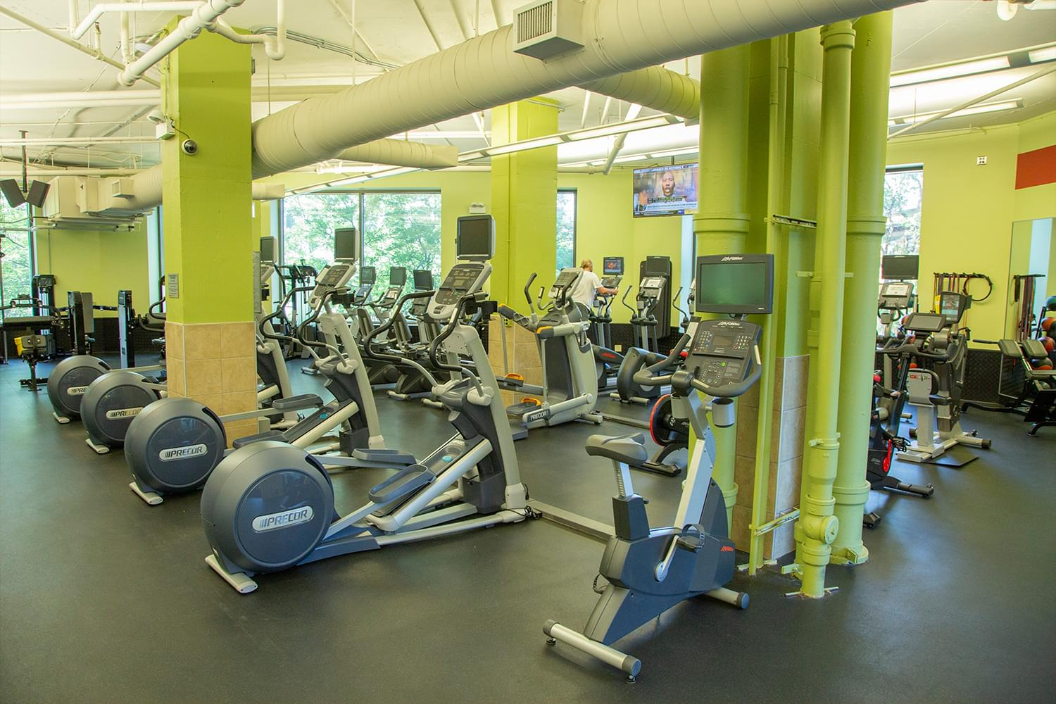 FFC East Lakeview Cardio Room