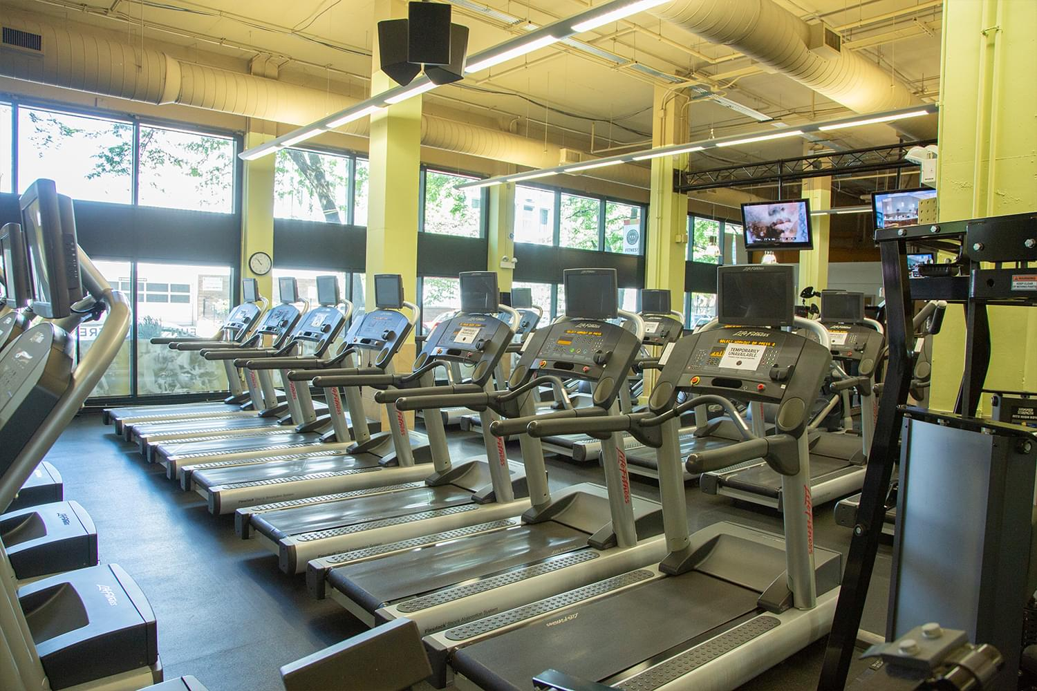 FFC East Lakeview Cardio Machines