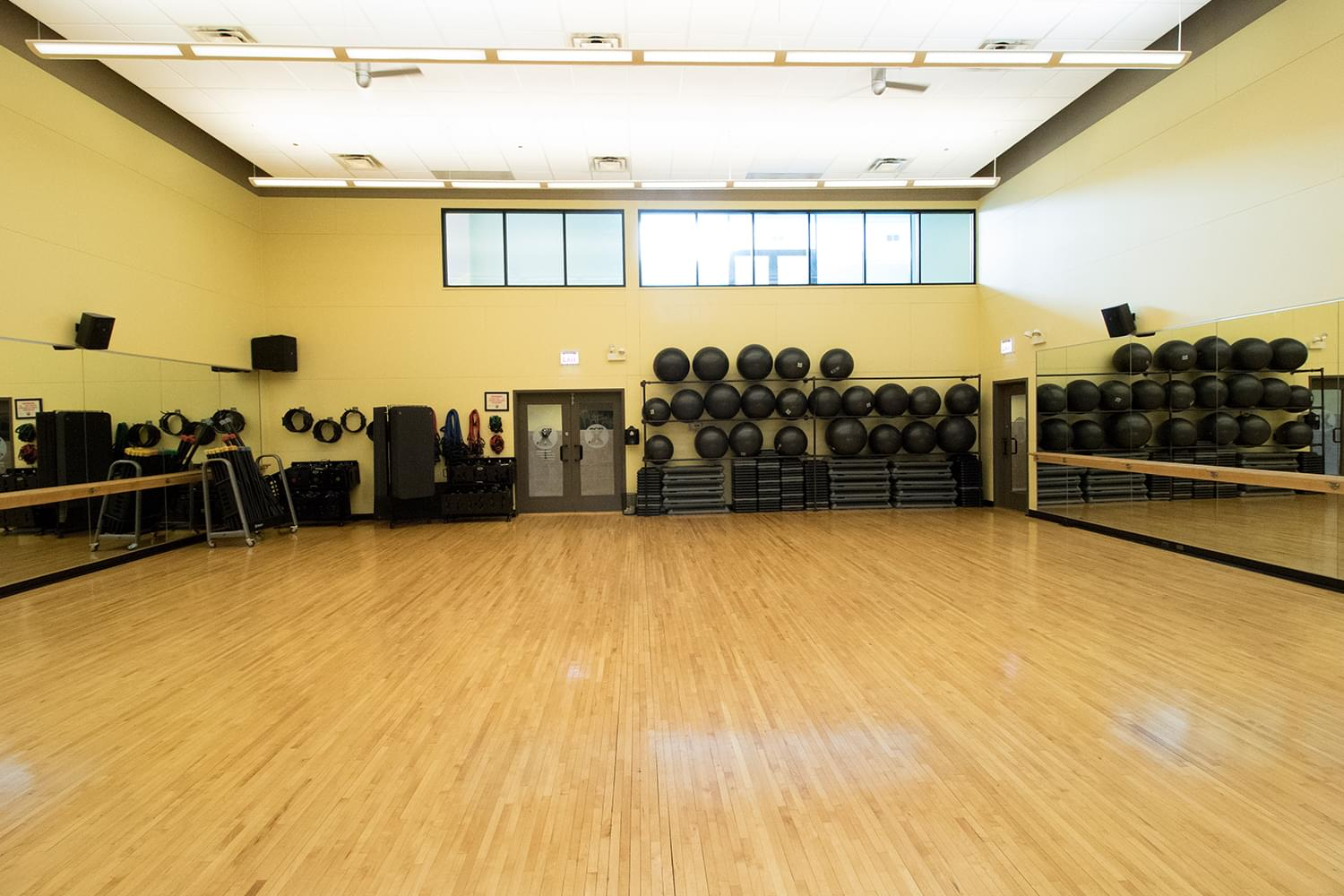 FFC East Lakeview Group Exercise Studio
