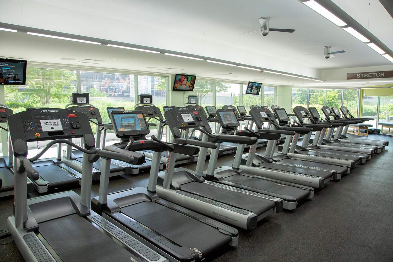 FFC West Loop Cardio Room