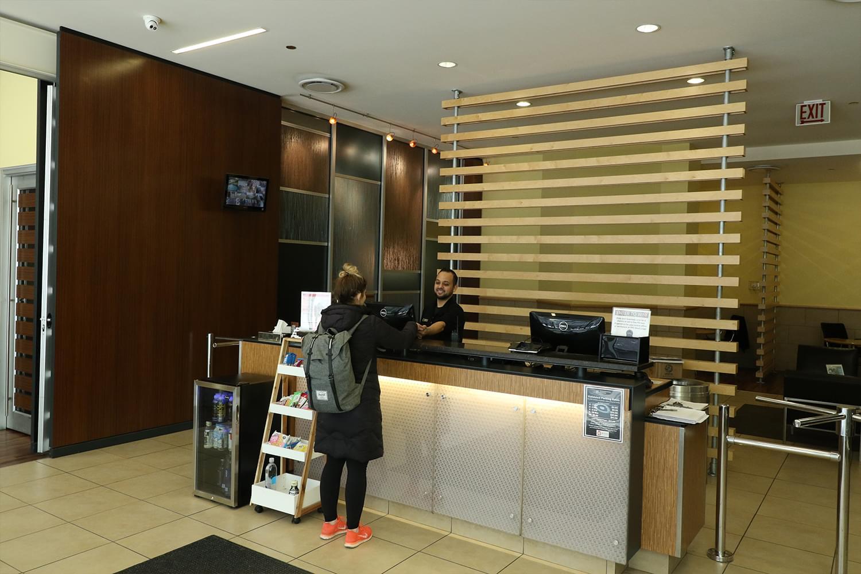 FFC West Loop Front Lobby