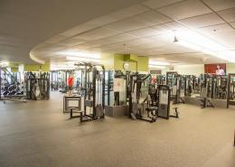 FFC Gold Coast Fitness Floor Area