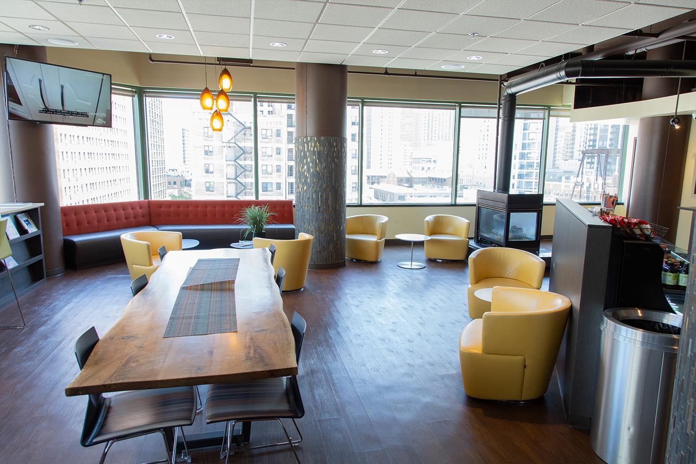 FFC Gold Coast Club Lounge