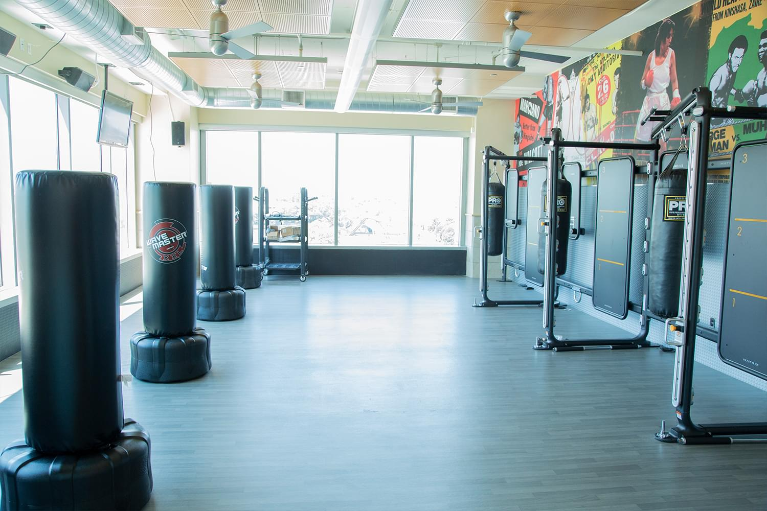 FFC Lincoln Park Boxing Room