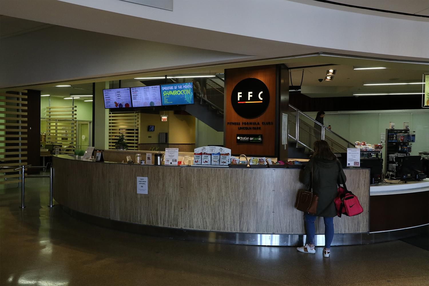 FFC Lincoln Park Lobby Cafe