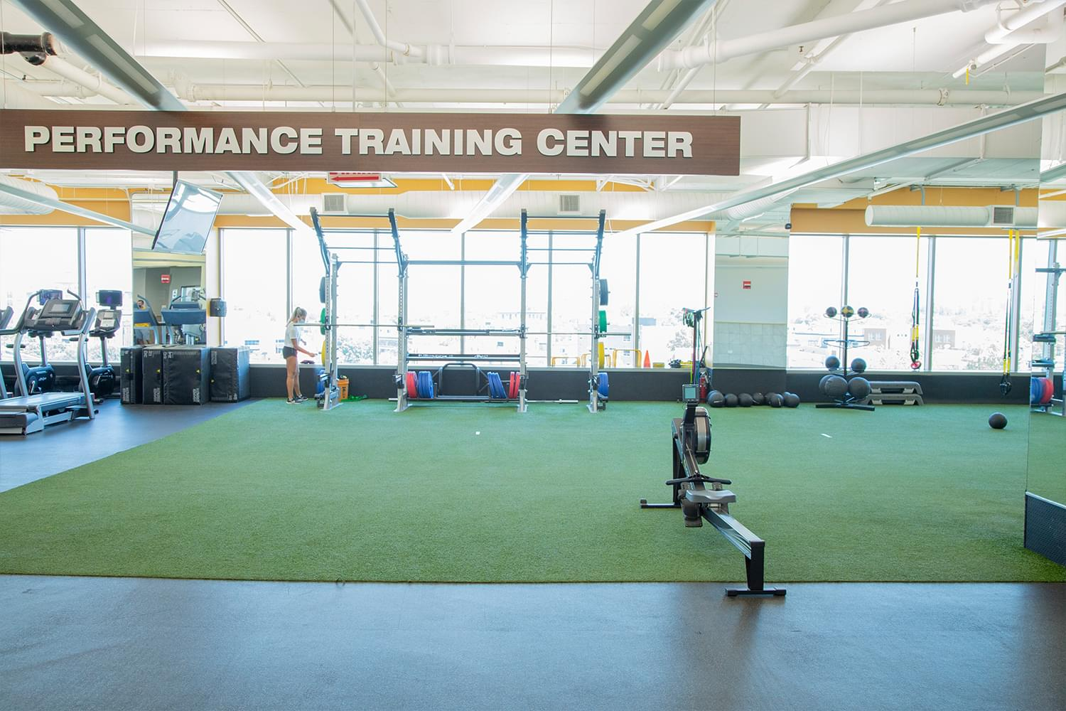 FFC Lincoln Park Performance Training Center