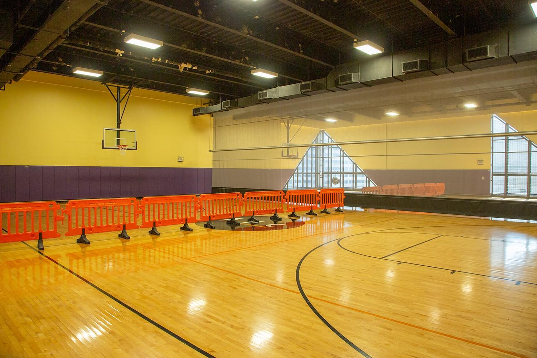 FFC Union Station Basketball Court