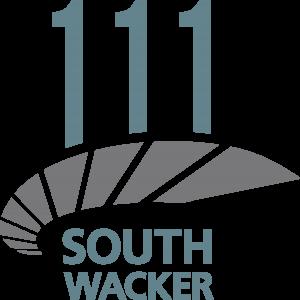 Photo of the 111 South Wacker Logo