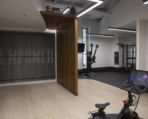 Photo of 190 Athletic Club Fitness Floor