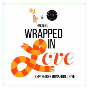 Wrapped in Love Donation Drive image